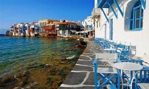 la grece c'est beau
